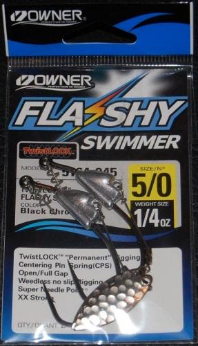 Bob4Bass Flashy Swimmer 5//16 2 in a Pack