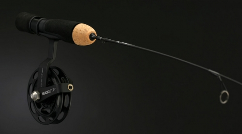 13 fishing black betty ice combo sul 20 for 13 fishing black betty
