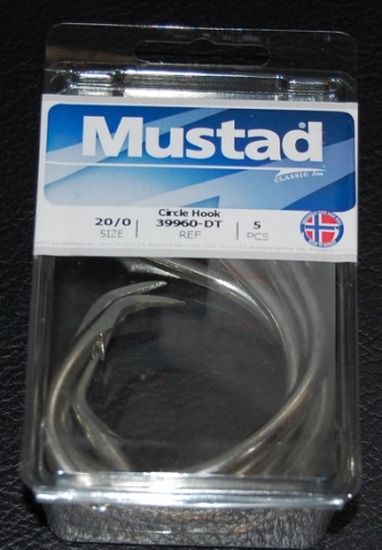 MUSTAD 39960-DT-FORGED DURATIN  CIRCLE HOOKS-BEST-SALTWATER-CHOOSE SIZE AND PACK