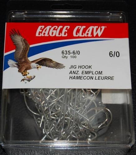 Eagle Claw 635 Bp Jig Hook $ Lapakonlineindonesia id