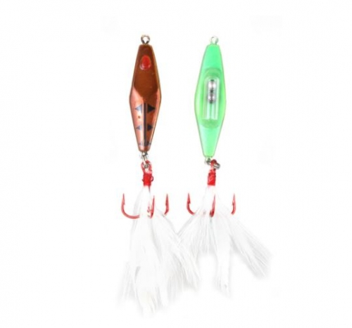 Clam Rattlin Blade Spoon