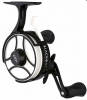 13 Fishing - Black Betty FreeFall Blackout Glow - Left Hand Ice Reel 2019
