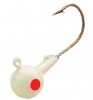 Northland Tackle Gum-Ball Jig 3/8 oz - Glow