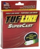 TUF-Line SuperCast - Yellow 6 lb Test - 125 yards