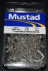 Mustad 3407-DT Duratin O'Shaughnessy Hooks - Size 5/0