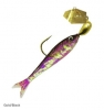 Z-Man ChatterBait Flashback Mini 1/16 oz - Gold Black