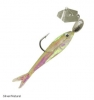 Z-Man ChatterBait Flashback Mini 1/16 oz - Silver Natural