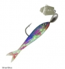 Z-Man ChatterBait Flashback Mini 1/16 oz - Silver Blue