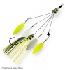 Z-Man QuadZilla 4 Arm Spinnerbait - Chartreuse Sexy Shad