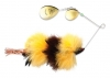 Blue Fox Super Bou Spinnerbait - Yellow Brown