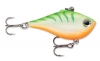 Rapala Ultra Light Rippin Rap 04 - Green Tiger UV