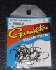 Gamakatsu Octopus Hooks, Circle (Offset-point) NS Black - Size 8