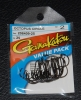 Gamakatsu Octopus Hooks, Circle (Offset-point) NS Black - Size 2