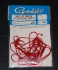 Gamakatsu Jig Hooks 90 Degree Heavy Wire Red - Size 4/0