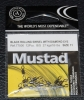 Mustad Rolling Swivel with Diamond Eye - Size 11