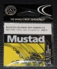 Mustad Rolling Swivel with Diamond Eye - Size 8