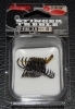 Owner Stinger 41 Treble Hooks Black Chrome - Size 4