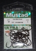 Mustad 94140NP-BN Live Bait Hooks - Size 1