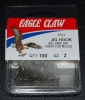 Eagle Claw 570 90 Degree Jig Hooks - Size 2