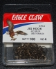 Eagle Claw 570 90 Degree Jig Hooks - Size 4