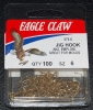 Eagle Claw 575 90 Degree Jig Hooks - Size 6