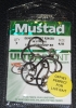 Mustad R39942NP-BN Ringed Demon 3X Perfect Offset Circle Hooks - Size 4/0