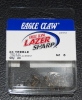 Eagle Claw Lazer Sharp L374 2X Treble Hooks - Size 8
