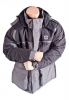 Striker Ice Predator Jacket Gray/Black XL - Extra Large