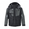 Striker Ice Climate Jacket Black/Gray L - Large