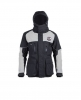 Striker Ice Climate Jacket Black/Gray XL - Extra Large