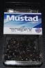 Mustad 92641BN Black Nickel Beak Hook - Size 5/0