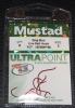 Mustad 10546NP-RB Ultra Point Drop Shot Hooks - Size 2