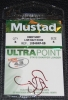 Mustad 10546NP-RB Ultra Point Drop Shot Hooks - Size 4