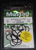 Mustad 39942NP-BN Demon 3X Perfect Offset Circle Hooks - Size 3/0