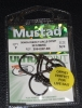 Mustad 39942NP-BN Demon 3X Perfect Offset Circle Hooks - Size 5/0