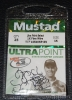 Mustad 10549NP-BN Ultra Point Mosquito Finesse Hook - Size 16