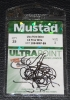 Mustad 10549NP-BN Ultra Point Mosquito Finesse Hook - Size 1