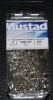 Mustad 3407-DT Duratin O'Shaughnessy Hooks - Size 2