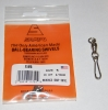 Sampo Solid Rings and Scissor Snaps Nickel - Size 5 - 100lb Test