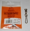 Sampo Solid Rings and Scissor Snaps Nickel - Size 6 - 130lb Test