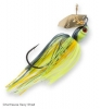 Z-Man Project Z Chatterbait 3/8 oz - Chartreuse Sexy Shad
