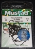 Mustad 39933NP-BN Ultra Point Demon Perfect Circle Hooks - Size 1