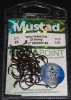 Mustad 39933NP-BN Ultra Point Demon Perfect Circle Hooks - Size 1/0