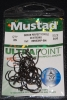 Mustad 39933NP-BN Ultra Point Demon Perfect Circle Hooks - Size 3/0