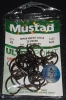 Mustad 39933NP-BN Ultra Point Demon Perfect Circle Hooks - Size 6/0