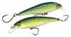 Yo-Zuri Sashimi Circle Hook Series Jerkbait Floating R994 - Chameleon Green Mackerel