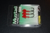 Mustad SD824 Shad Darter Jig Head - 1/4 oz - 3/0 Hook - Red UV