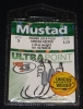 Mustad 91768S18 Power Lock Plus Spring Keeper 1/8 oz - Size 1/0