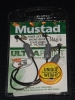 Mustad 91768S18 Power Lock Plus Spring Keeper 1/4 oz - Size 7/0
