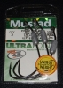 Mustad 91768S18 Power Lock Plus Spring Keeper 1/4 oz - Size 9/0